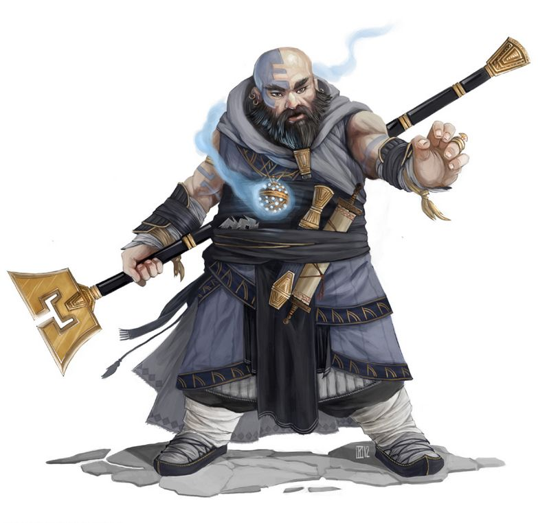 Image result for oread warpriest | Fantasy characters ...