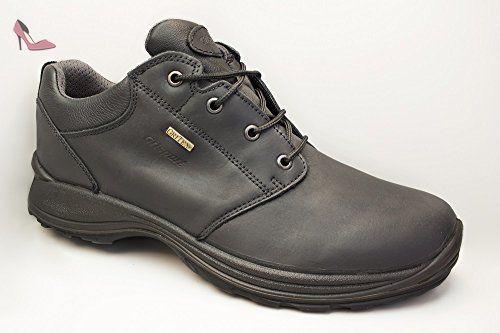 Grisport Grs114–37 Origin Gritex Chaussures, taille : 37, Noir (Lot de