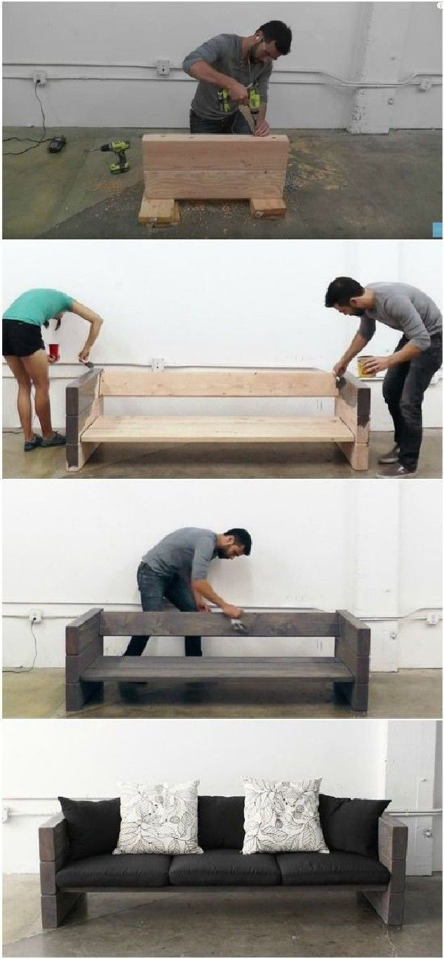 15+ Best Amazing DIY Furniture Ideas to Steal Cheap