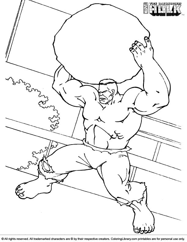Hulk Coloring Page Hulk Coloring Pages Cartoon Coloring Pages Superhero Coloring Pages