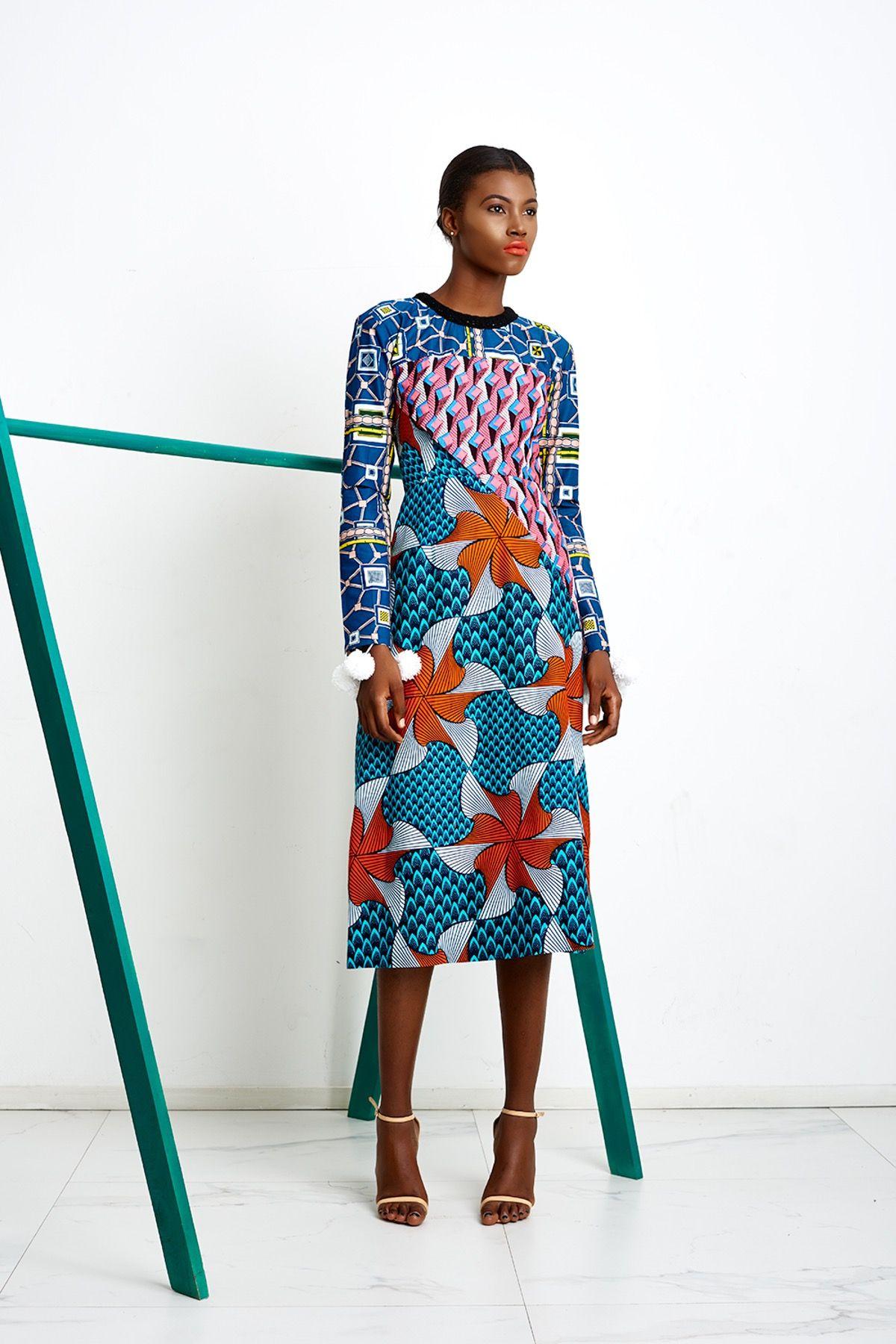 Lisa Folawiyo Nigerian Fashion Designers Fashion African Fashion