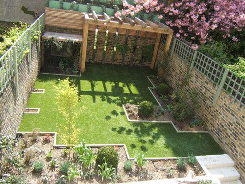 Kensington Pergola Garden By Garden Designer Emma Plunket