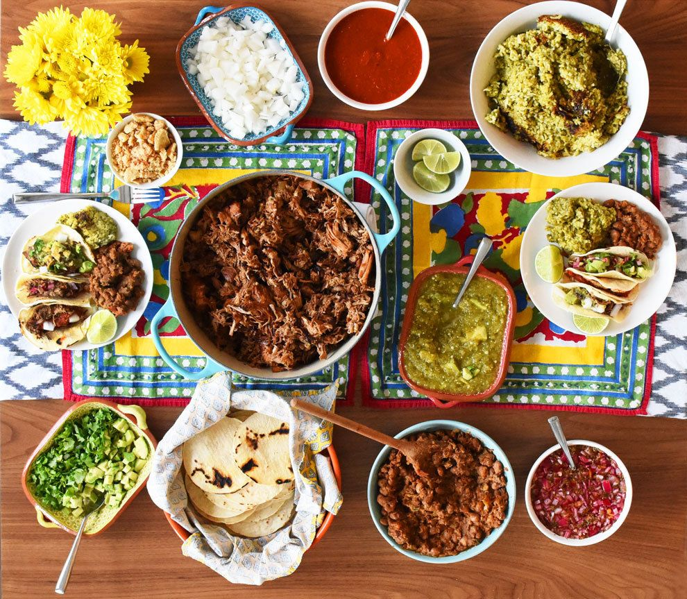 How To Make An Insanely Delicious Feast Of Mexican
