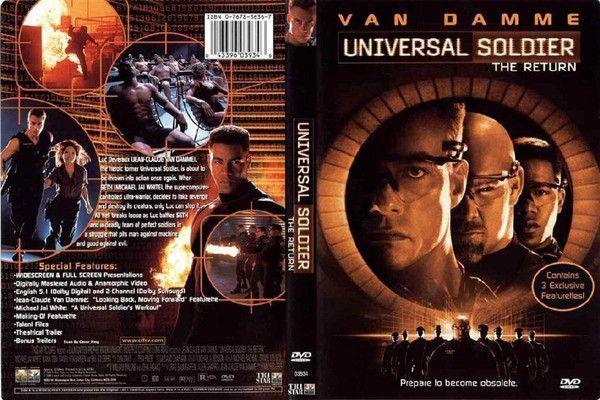 Shop Van Damme Soldier Sony Pictures