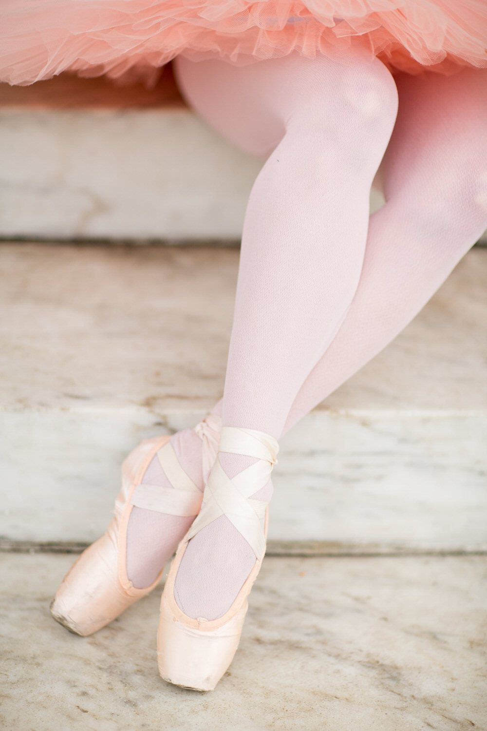 Pink ballet shoes, Ballet photography