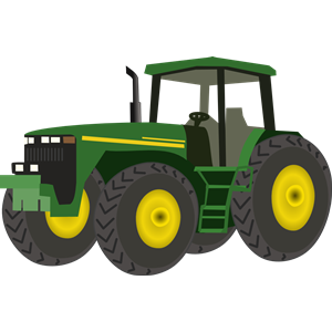tractor clipart google search animal clipart pinterest rh pinterest com free clipart tractor trailer truck free tractor clipart printables