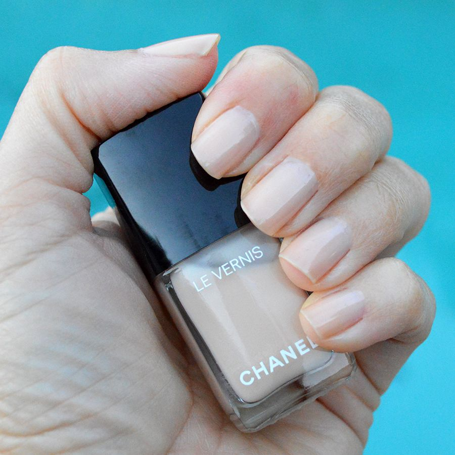 Chanel spring 2017 nail polish collection review | Beige nail ...