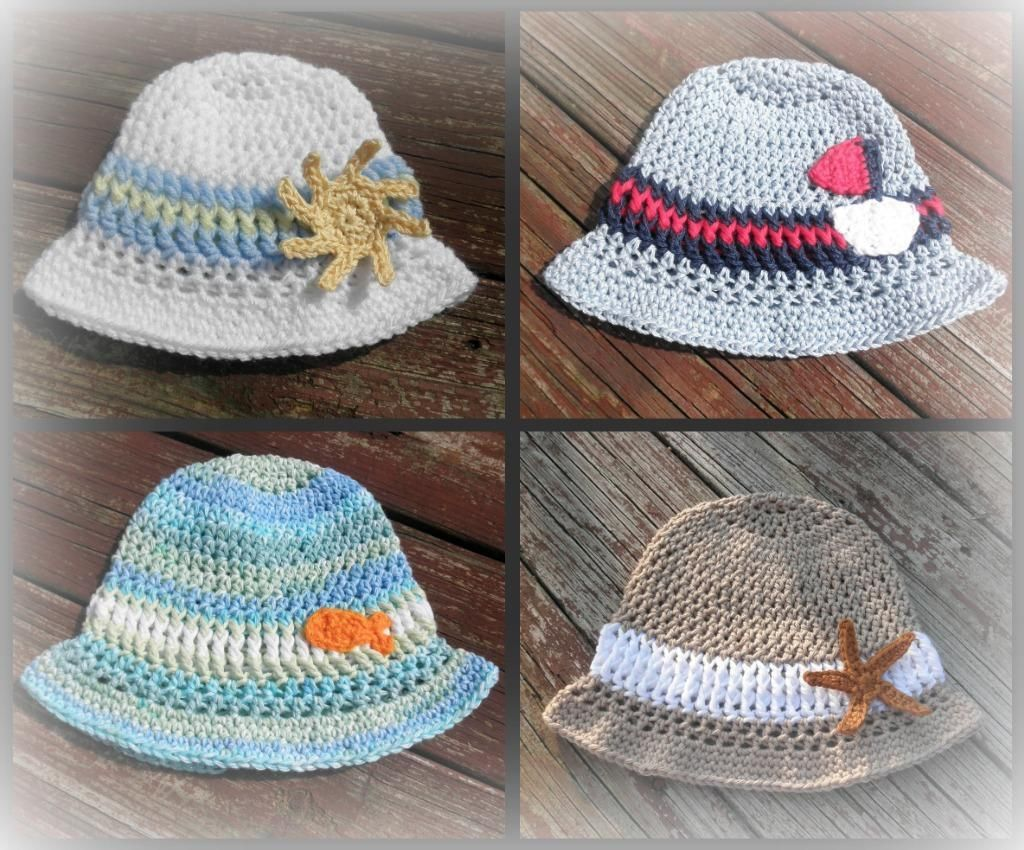 Little man sun hat applique patterns ravelry and crochet crochet baby stuff bankloansurffo Images