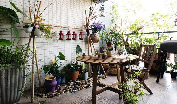 Balkon Garten Anlegen Mit Diesen 5 Tipps Sprisst Die Kleine Balkon