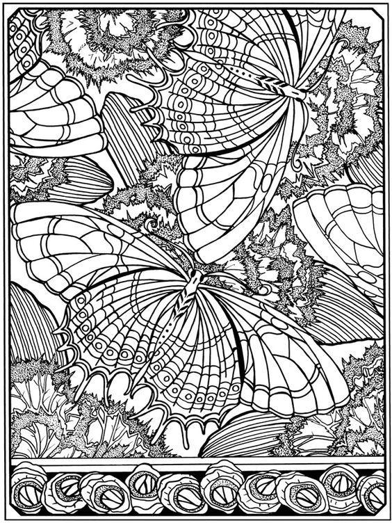 Красивые орнаменты и рисунки | Книжка-раскраска, Рисунки ...