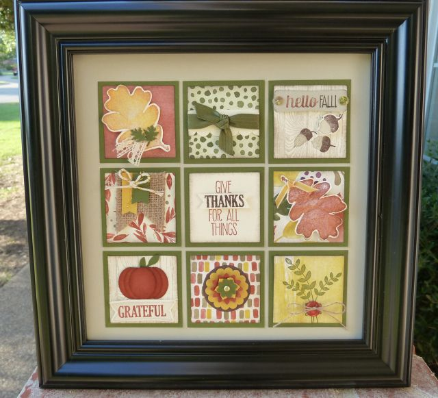 Stampin\' UP! Inspirations — My Bluebonnet Cottage   Fun Frames ...