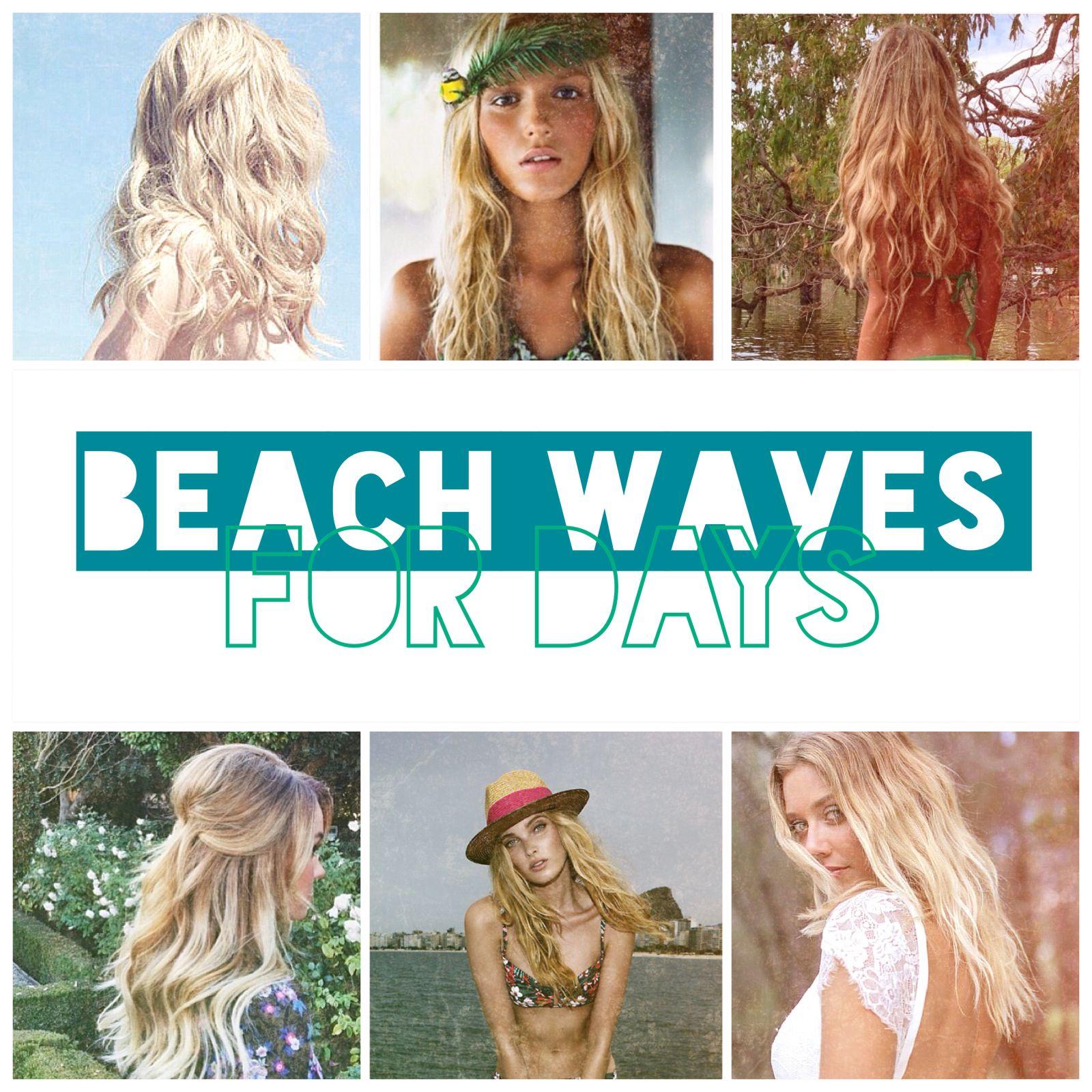 #beach #hair #waves #curls #texture