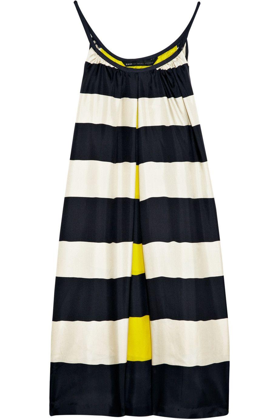 b42438e754dc MARC by Marc Jacobs | Dresses | Silk Dress, Best handbags och Marc ...