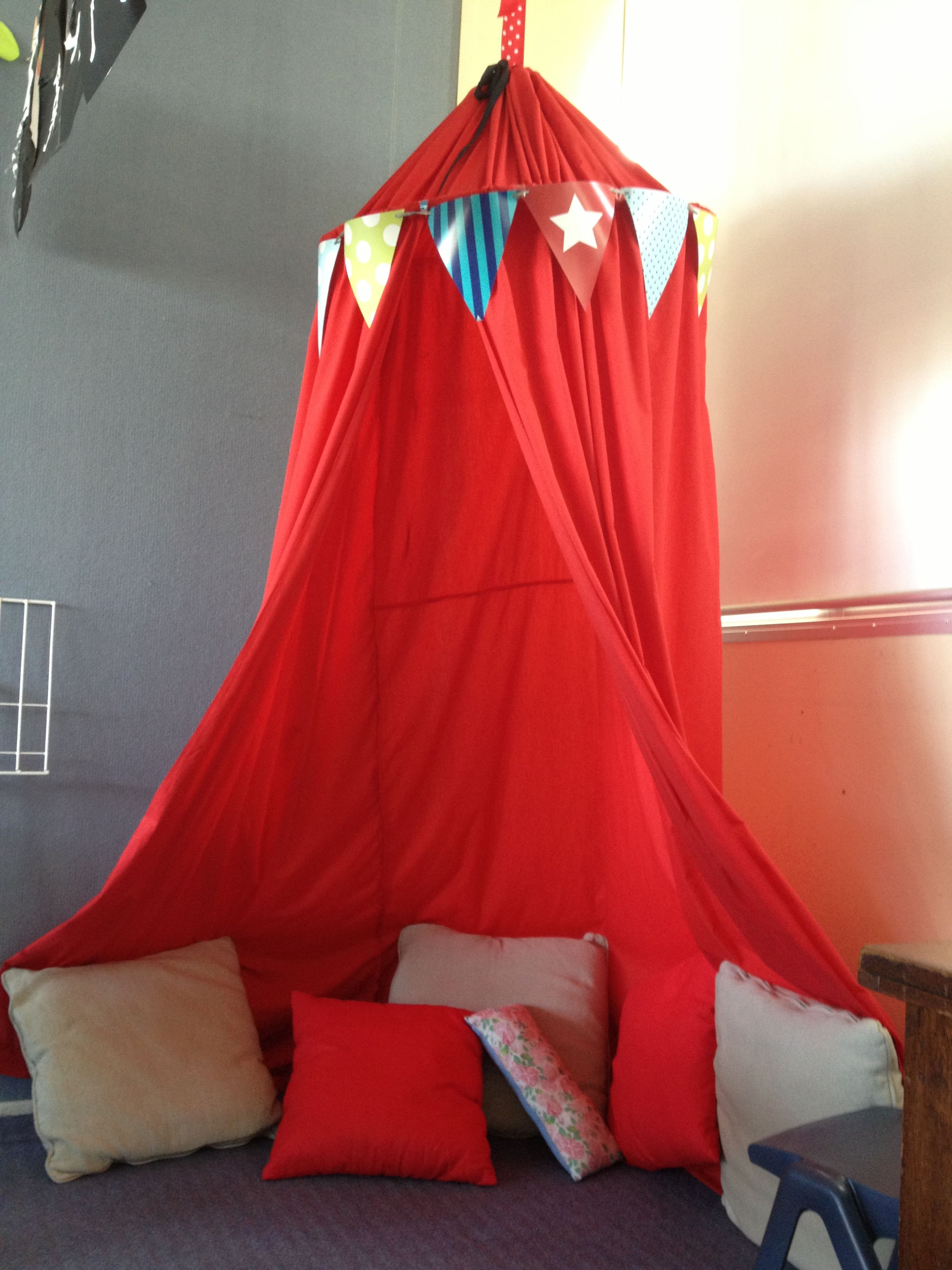 Reading Corner Idea Tent Canopy Classroom Stuff