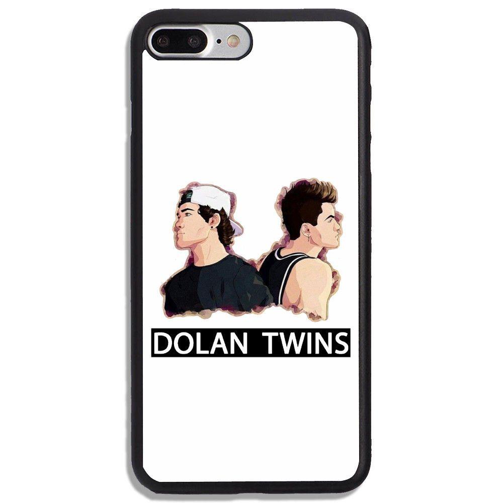 dolan twins fan art iphone case