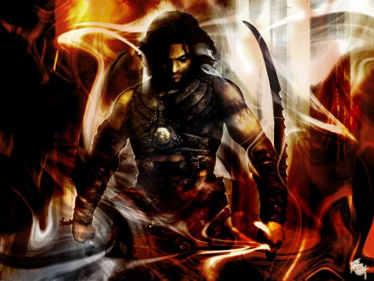 prince of persia 2 warrior within fighter warrior