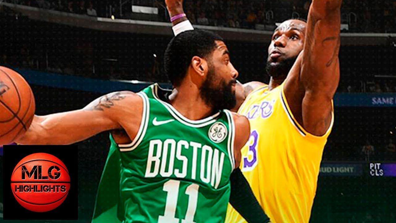 Los Angeles Lakers Vs Boston Celtics Full Game Highlights March 9 201 Los Angeles Lakers Lakers Vs Boston Celtics
