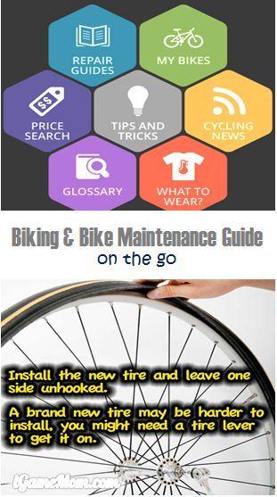 App Went Free Comprehensive Biking And Bike Repair Guide