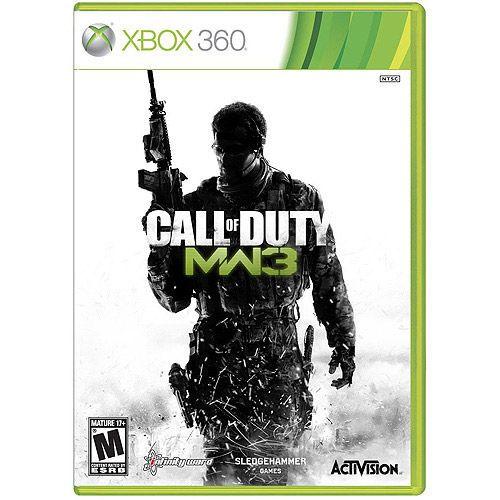 Call Of Duty Modern Warfare 3 For Xbox 360 Brand New Factory Sealed Modern Warfare Call Of Duty Activision