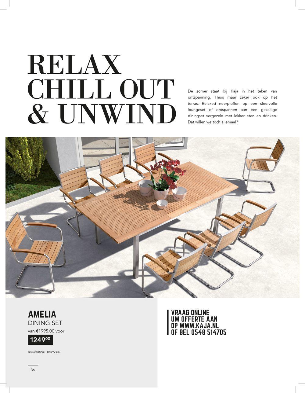 Buitenmagazine Kaja Interieurs 2017