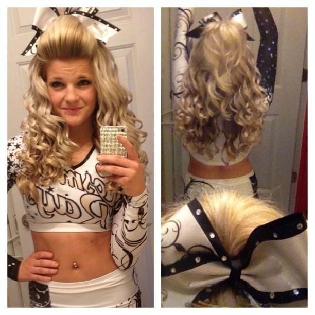 Cheer Hair Poof
