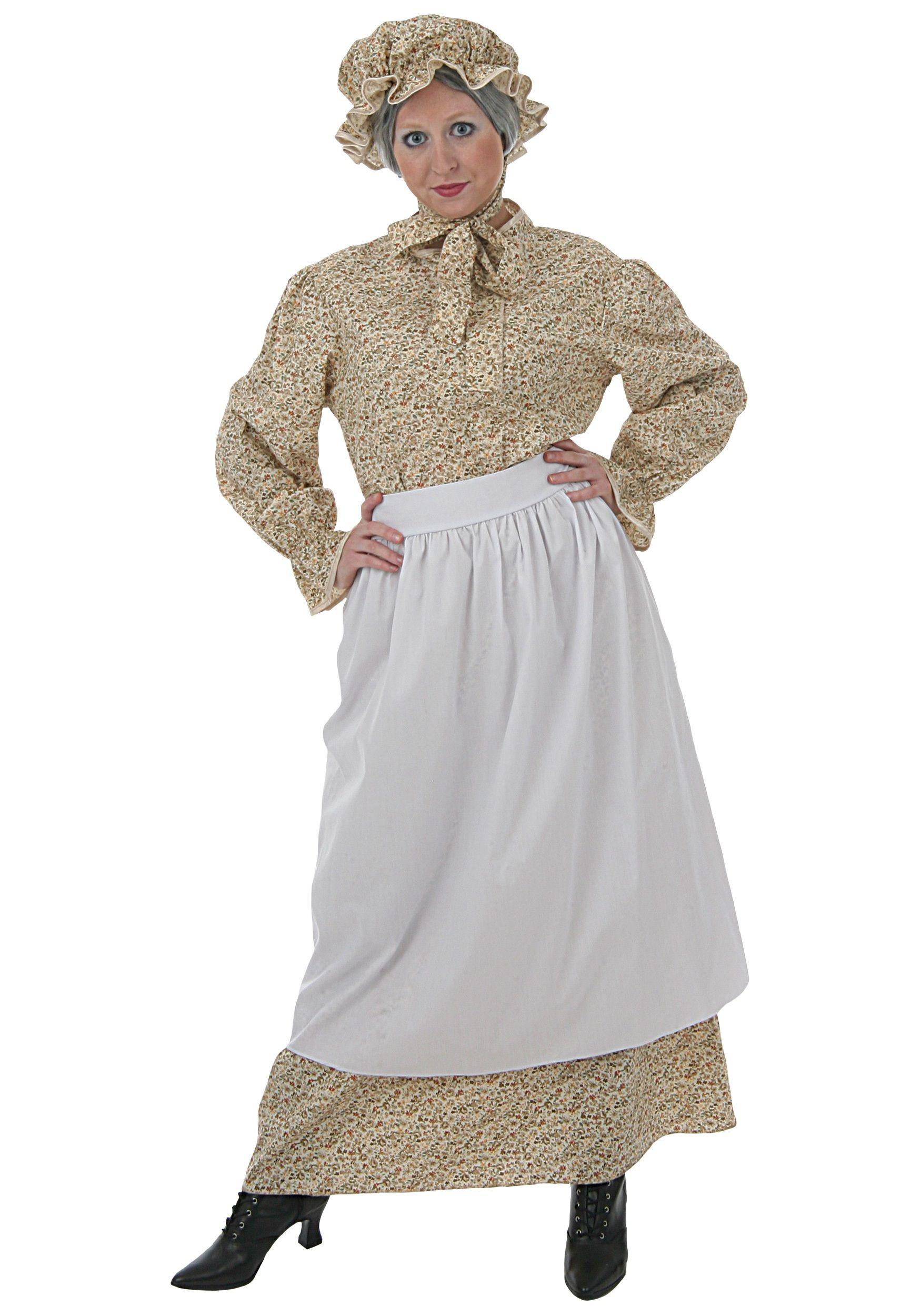 aunt em | Auntie Em Womens Costume | Ham For The Holidays ...