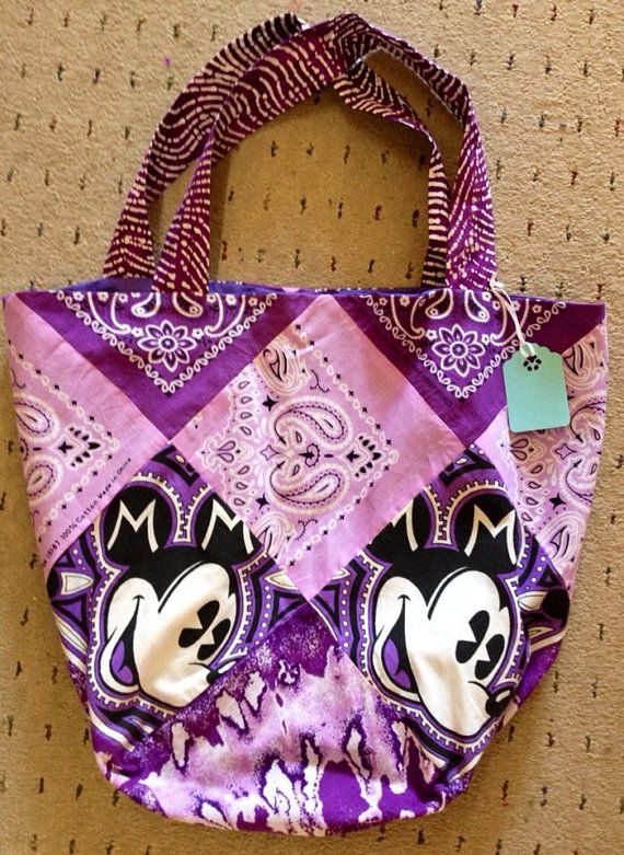 Shop in style reusable shopping bag on Etsy, $25.00