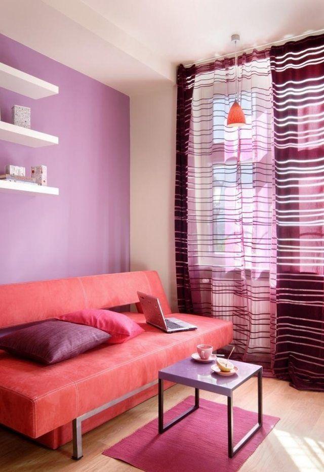 Peinture salon 24 couleurs, conseils et astuces pour vous faciliter - couleur pour salon moderne