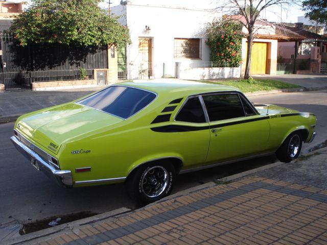 Chevy 73 Verde Lima Autos Autos Clasicos Autos Argentinos