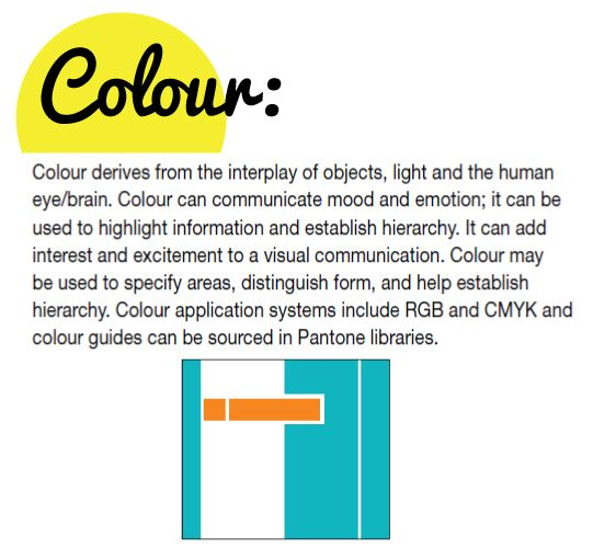 Definition Of Colour Visual Communication Design Principals Of Design Principles Of Design