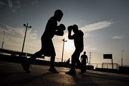 Boxing club Boxeo VMT (Lima, Peru)