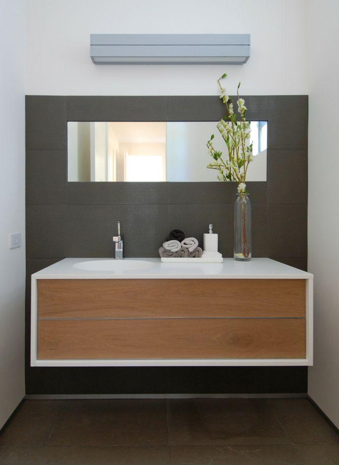 Spiegel Waschtisch Holz Modern Badezimmer Trendomat In 2019