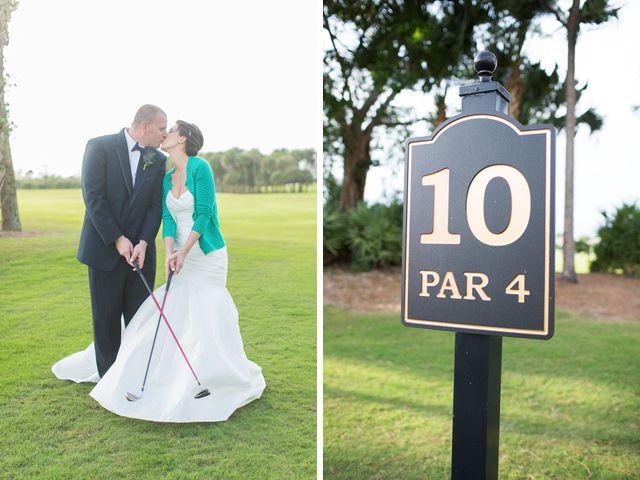 Golf Wedding Photo By Thompsonphotographygroup