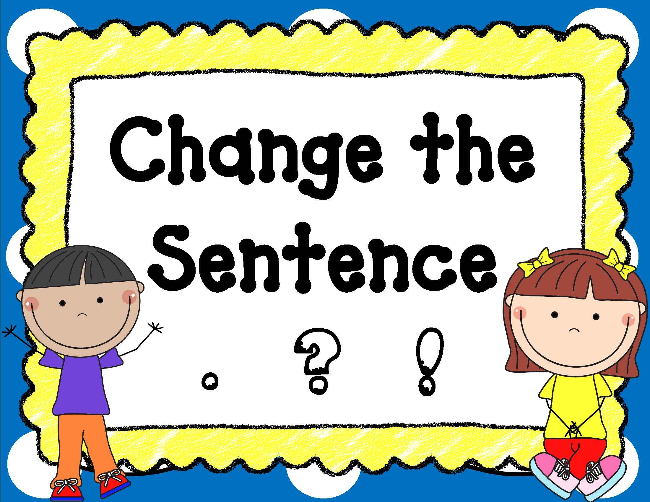 Types Of Sentences Declarative Interrogative Imperative