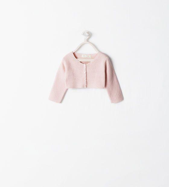 Corta Mini Baby Zara Ropa Punto Bebe Chaqueta Pinterest E144xdCqw