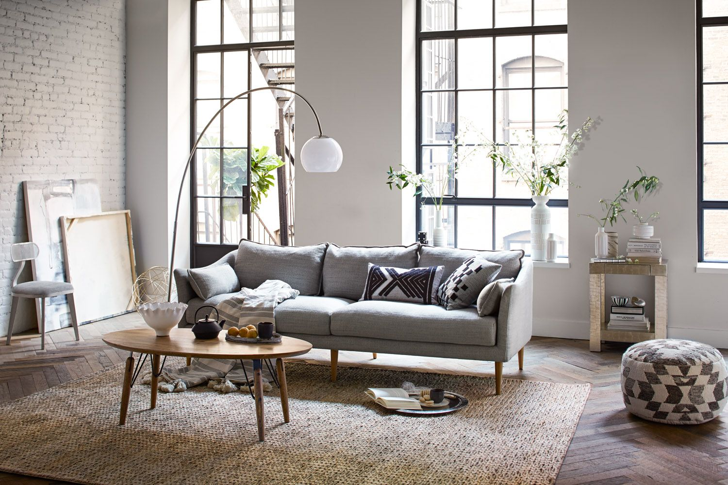 Genial West Elm   How To Select The Right White Paint Color For Your Space