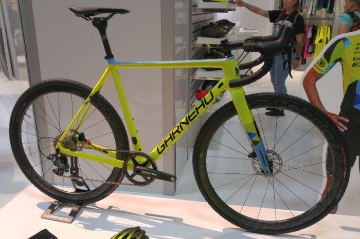 2016 Interbike 2017 Louis Garneau Xc Cross Gravel Bike Gravel