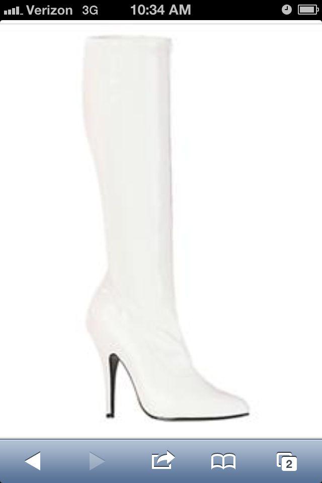 High heel cowgirl boot