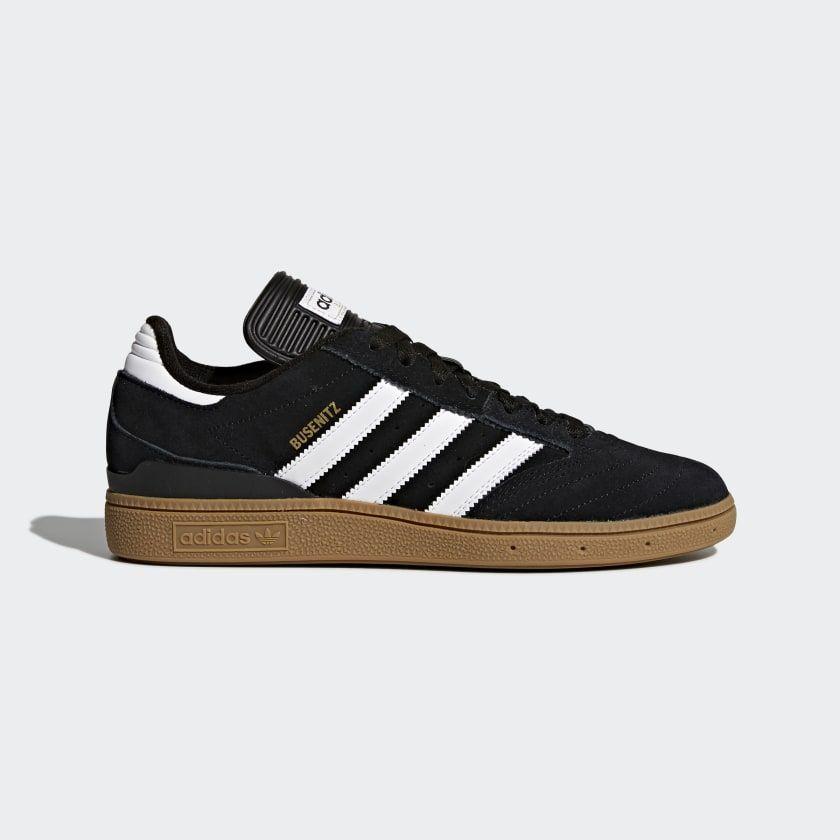 Busenitz Pro Shoes Black Mens   Adidas busenitz, Skate shoes