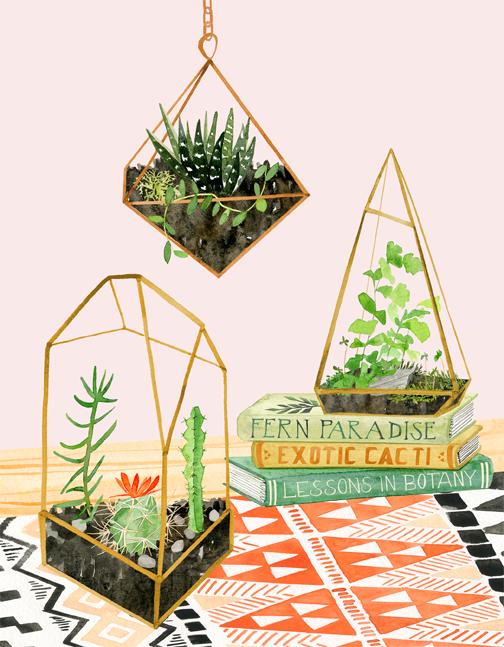 Illustration by Lindsay Gardner.