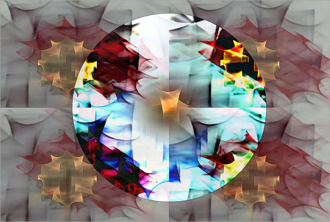 Symbol for world peace by glo he on deviantart fractal art 2a symbol for world peace by glo he on deviantart buycottarizona Gallery