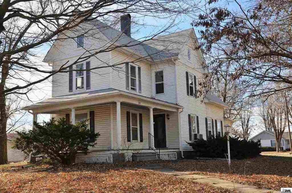 Old world charm and a wrap around porch awaits you at this for House with wrap around porch for sale