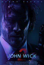 John Wick Chapter 2 2017 R 2h 2min Action Crime Thriller 10 February 2017 Usa Fantastic Action John Wick Movie Keanu Reeves John Wick 2 Movie