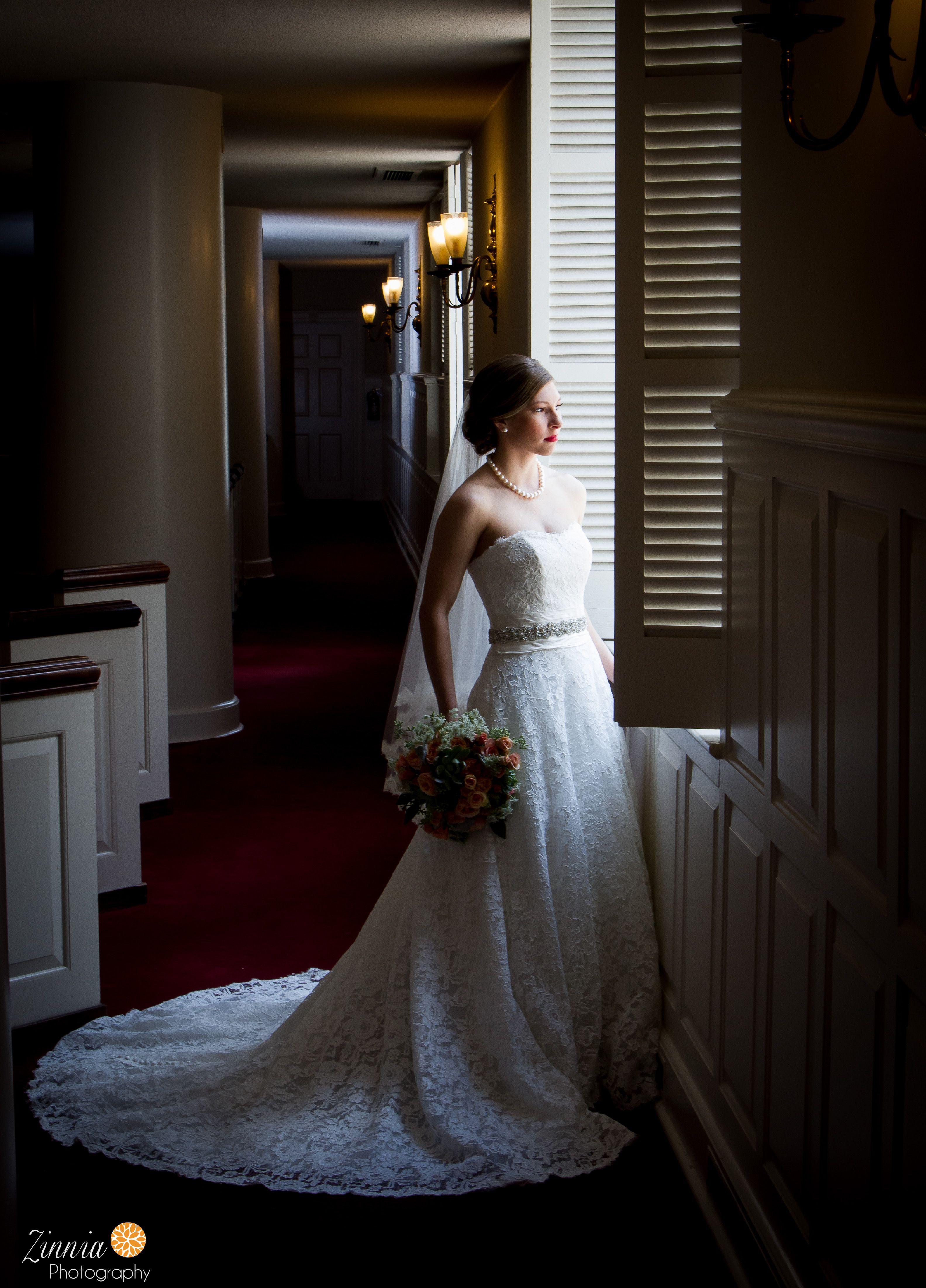 Travis Avenue Baptist Church Bridal. www.zinniaphotography
