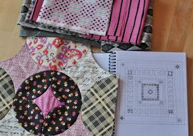 a quilt, maybe: let's finish something