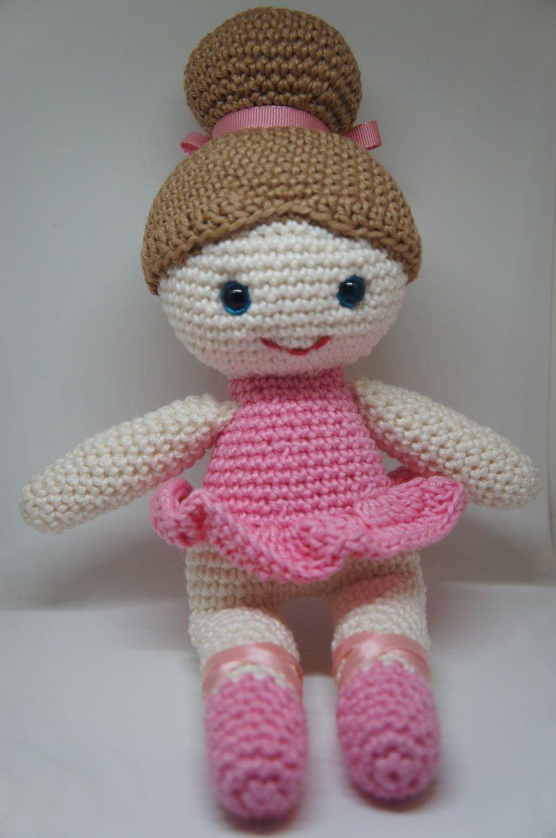 Boneca Bailarina Sweet Doll no Elo7 | ARTESANATO FLOR DE LIS (D2C2F8) | 1200x796