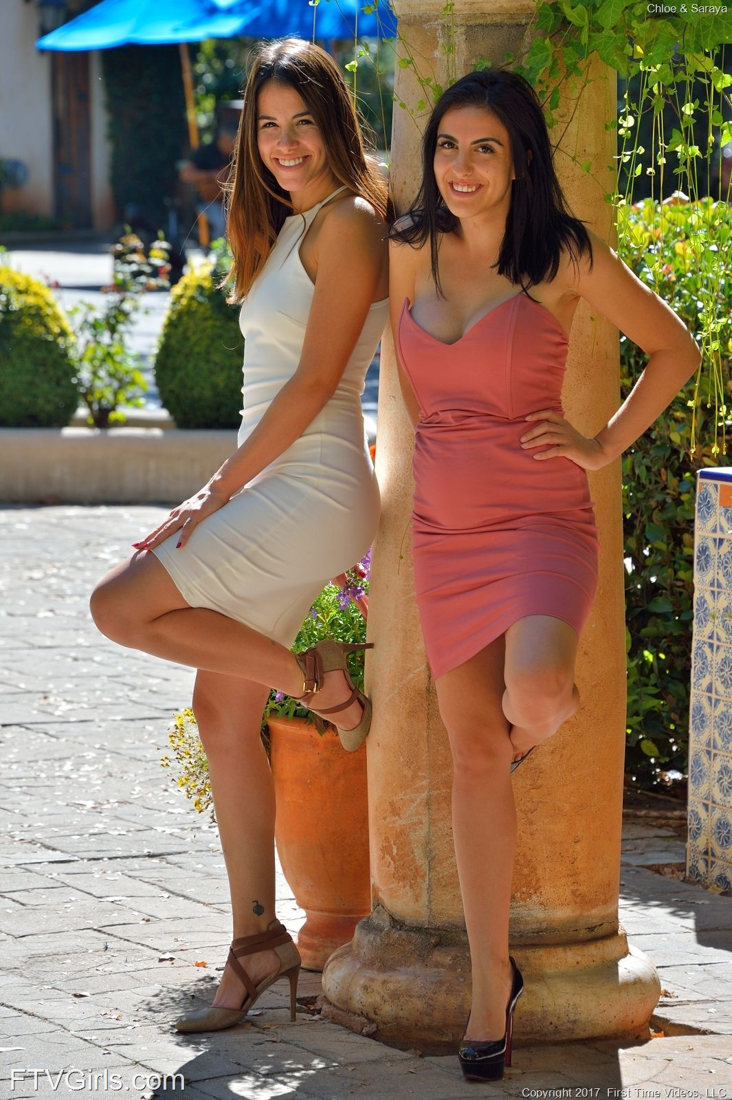 naughty little lesbians
