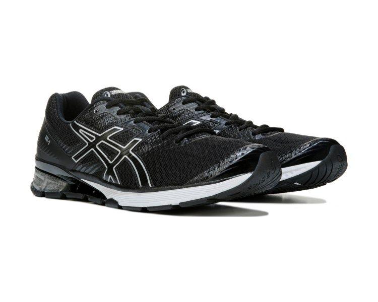 running form in the Gel 1 Running Shoe