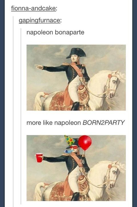 17 Times Tumblr Proved It Was The Best History Teacher History Jokes Tumblr Funny History Humor