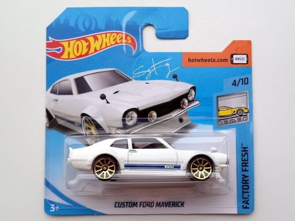 Custom Ford Maverick Hot Wheels Hot Wheels Carros Hot Wheels E